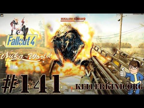 Fallout 4 - Nuka World #141 - Die Abfüllanlage ★ Let's Play Fallout 4 [HD|60FPS]