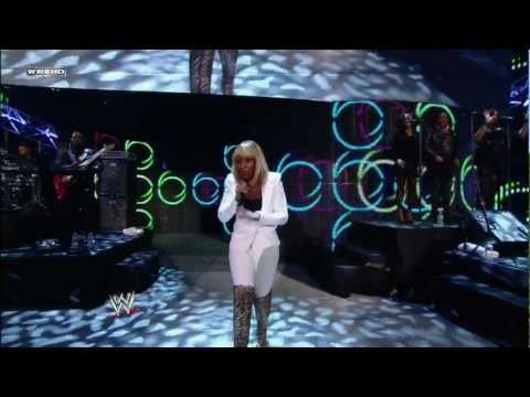 Tribute to the Troops 2011: Mary J. Blige performs