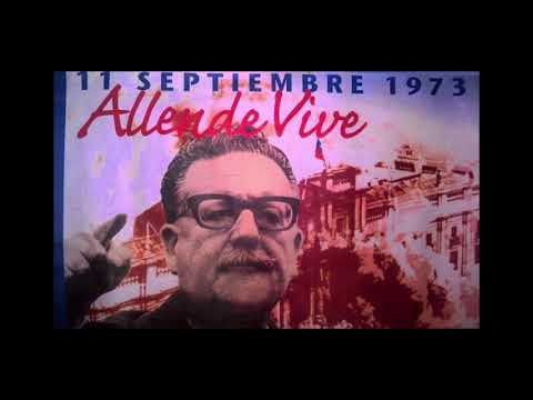 , title : 'Salvador Allende: First Speech To The Chilean Parliament After His Election