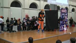 Naruto Uzumaki - Expo Anime Cube 2017 (Santiago del Estero)