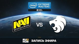 Natus Vincere vs North - IEM Katowice - Group B - de_cobblesone [Enkanis, yxo]