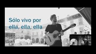 Ella   Alvaro Soler (Letra)