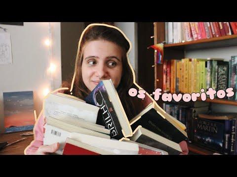 Meus livros favoritos de cada gênero  | 2020
