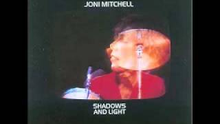 "Joni Mitchell - Goodbye Pork Pie Hat ""Shadows and Light"""