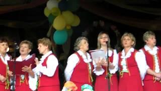 preview picture of video 'Janowieckie dożynki 2011 - Kozłowianki'