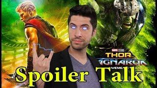 Thor: Ragnarok - SPOILER Talk