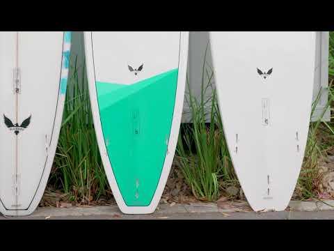 Blackbird by Modern Surfboards