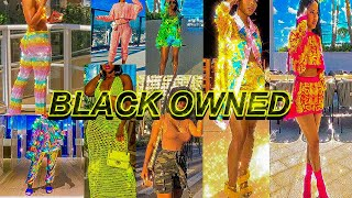 Black Owned Clothing Stores You NEED To Know About 👑  Where To Buy Cheap Clothes Online 2020!!
