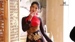 1001 cách tạo dáng chụp ảnh cùng áo dài | Áo Dài Đỗ Trịnh Hoài Nam