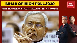 Opinion Poll On Bihar Elections: Anti-incumbency Mounts Against CM Nitish Kumar | India Today