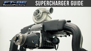 Everything About Superchargers   FRS BRZ 86