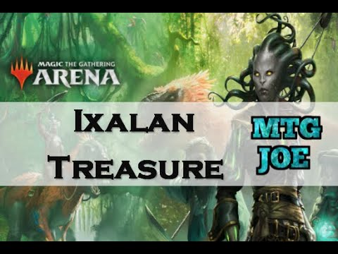 Fun Brews for Ixalan Treasures Event