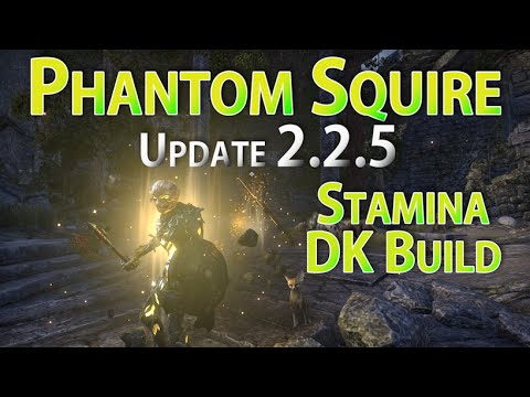 Build] Orsinium Update - Stamina DK DPS/Off-Tank for PvP