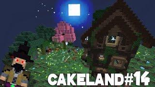 CakeLand FTB #14: Дом Ведьмака (База Witchery)!