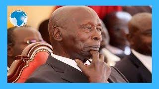 Moi service: How Kenyans said goodbye