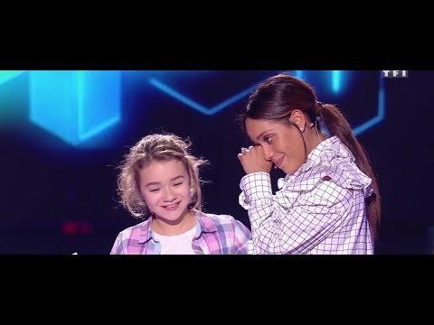 Amel Bent The Voice Kids, émue aux larmes devant une fillette qui reprend sa chanson