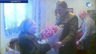 Депутат Государственной Думы от Новгородской области Александр Коровников посетил Шимский район