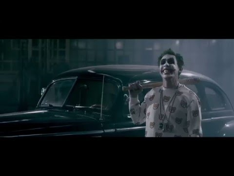 Серебро - Нигатив — Гуинплен / Nigativ — Gwynplaine (Official video)