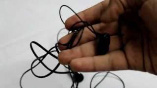 Sennheiser MX170 Earphone Review