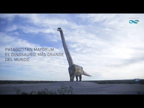 El dino más grande del mundo
