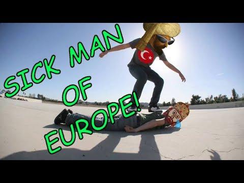 The Sick Man Of Europe - A Tribute to the Ottomans (HoI4 Kaiserreich) -  Dark Buddhist