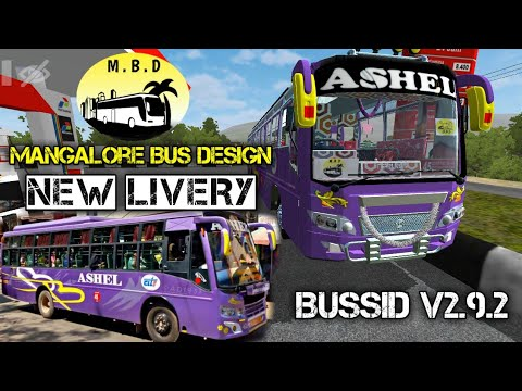 BUSSID V2 9| Holy Trinity bus |Indian bus mod |Bussid mod