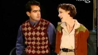 """Rodgers & Hart - """"Where or When"""" from """"Babes in Arms"""" - Brian d'Arcy James & Susan Egan"""