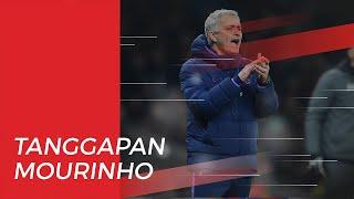 Tottenham Hotspur Taklukkan Manchester City 2-0, Ini Kata Jose Mourinho