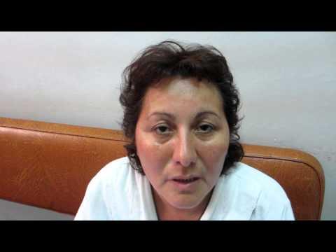Elena Malysheva viven articulación de la rodilla sana