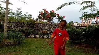 preview picture of video 'Bermain di taman kota intan Ngabang'