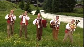 "Austrian Folk Music - ""Mei Muata und mei Vota"" - Goldried Quintett"