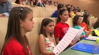 Der Philharmonische Kinderchor in Ungarn