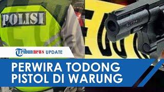 Oknum Polisi Todongkan Pistol ke Pengunjung di Warung Tuak di Jambi, Kapolda Janji Tindak Tegas