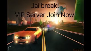 roblox jailbreak free vip server link 2018 december - Kênh
