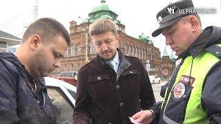Кто и для чего проверяет ульяновских таксистов