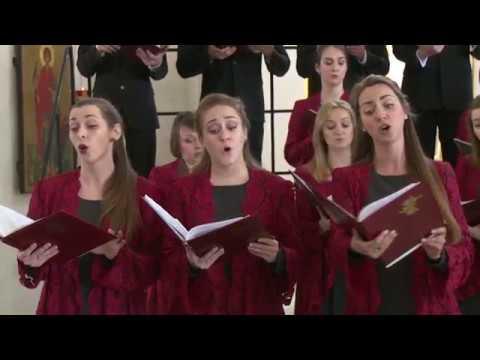 Вьюн над водой - Русская народная песня  в обработке  мон. Иулиании