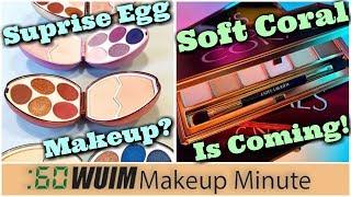 Surprise Egg Palettes! Estee Lauder Soft Coral is Coming Soon! | Makeup Minute | Kholo.pk