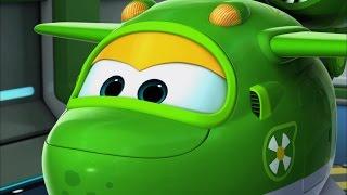 Мультики про самолетики и машинки - Супер Крылья - Джетт и его друзья - Все серии подряд HD