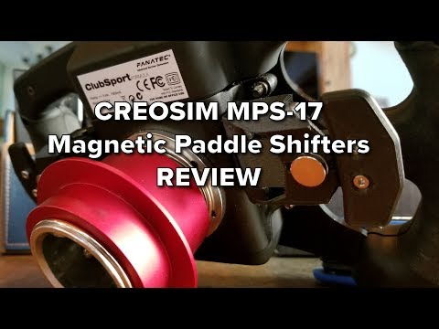 SRM Paddle Shifters - смотреть онлайн на Hah Life