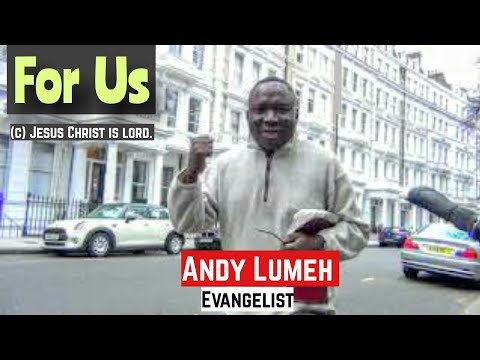 Whoever is not for us, is against us, Andy Lumeh Evangelist, Mark 9: 28