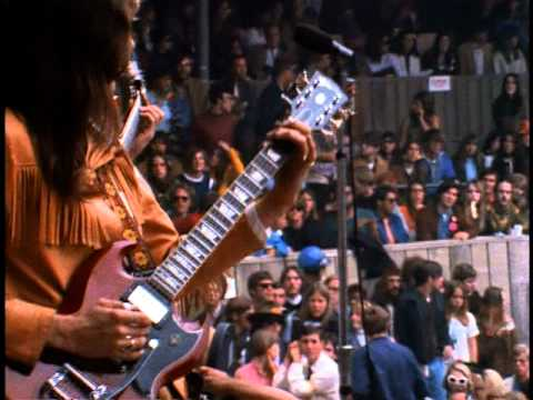 Quicksilver Messenger Service: Dino's Song (live), Monterey Pop 1967