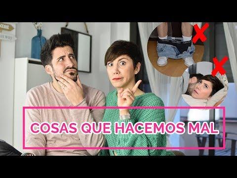 10 COSAS QUE ESTÁS HACIENDO MAL (en la cama)🙊PARTE 2 · Yaiza RedLights & Jordi Mey