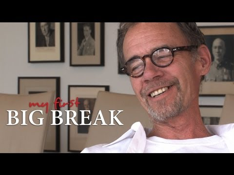 David Carr: My First Big Break