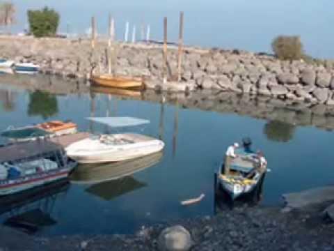 بحيرة طبريا بين الماضي والحاضر-مشكلة مياه عويصة