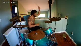 Slow Down- The Academy Is...[Drum Cover]