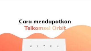 Telkomsel Orbit: Langkah Mudah Pesan Modem