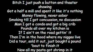 Chris Brown -Till I Die (Lyrics) ft. Wiz Khalifa & Big Sean
