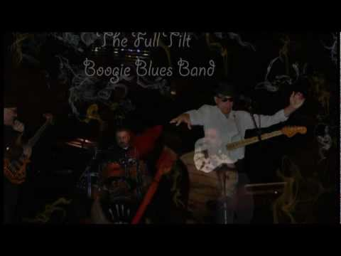 "FULL TILT BOOGIE BLUES BAND - DETROIT  ""DEMO"""