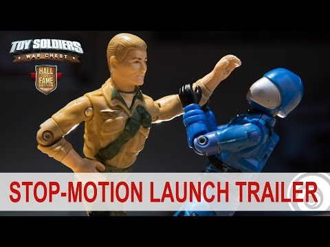 Toy Soldiers: War Chest Hall of Fame Edition - The Toys Come to Life Launch Trailer [US] thumbnail
