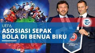 UEFA, Asosiasi Sepak Bola Penyelenggara Liga di Eropa